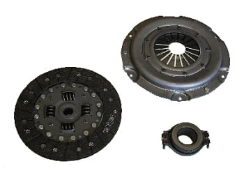 Clutch Kit 215mm 76-79 1600cc.   022-198-141B