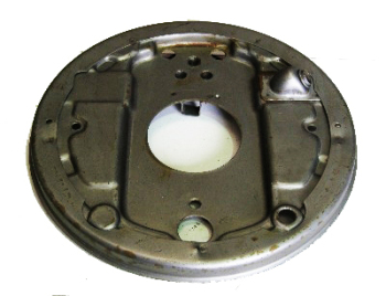 Rear Back Plate, Top Quality, Right 8/70-79.   211-609-426R