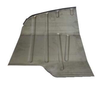 Cab Floor Repair 68-72 RHD Left.  214-801-053