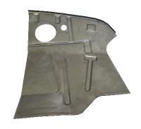 Cab Floor Repair RHD Right 72-75.  214-801-054A