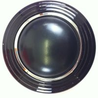 Barndoor Steering Wheel Horn Push, Black 50-55.   211-951-501BK