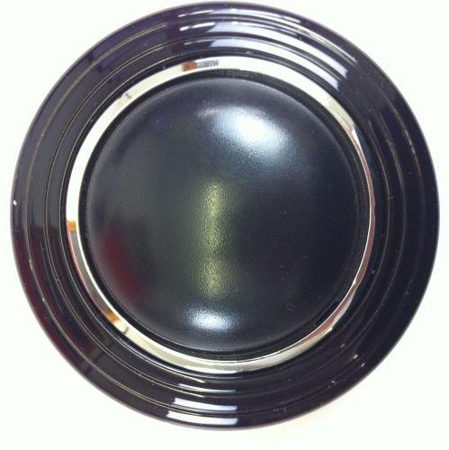 Barndoor Steering Wheel Horn Push, Black 50-55.   211-951-501BK