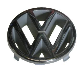 Front Badge Genuine VW 125mm 85->.   251-853-601