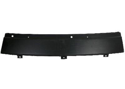 Upper Front Panel RHD 80->.   252-805-035
