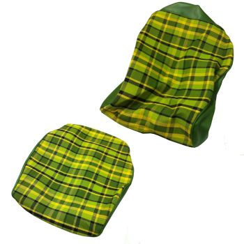Westfalia Seat Cover Set, Green (1 Seat) 74-79.   211-881-002WGY