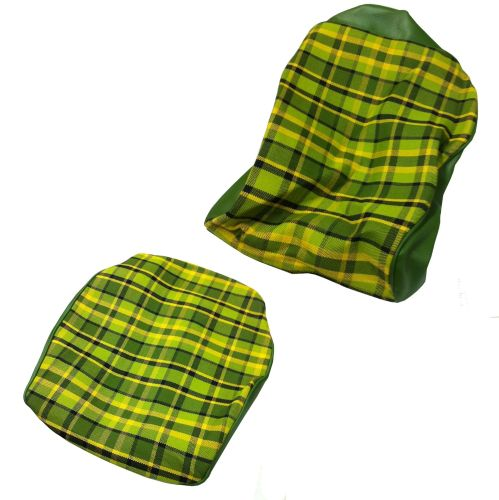 Westfalia Seat Cover Set, Green (1 Seat) 74-79.   211-881-002WGY
