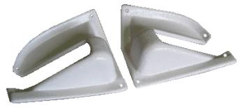 Tailgate Hinge Covers (Pair) 68-79.   211-867-529B
