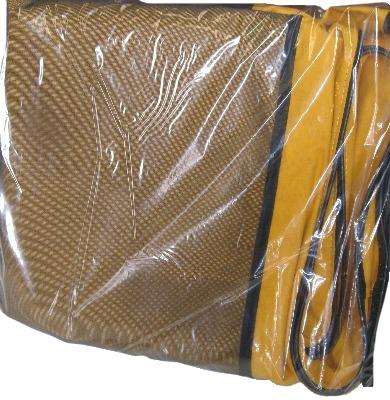 Westy Roof Canvas, Orange (Rear Hinged) Best Quality 74-79.   231-070-705OL