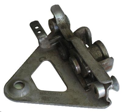 Tailgate Lock Mechanism 72-76.   211-829-211H