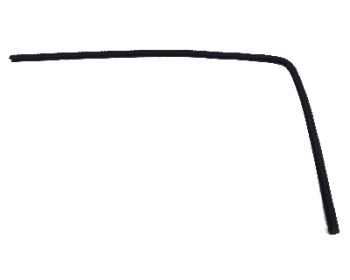 Cab Door Long Felt Channel, Left or Right 68-79.   111-837-439D