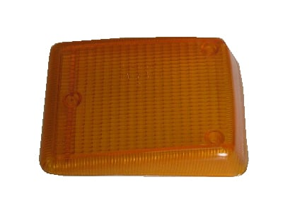 Front Indicator Lens Orange, Left 72-79.   211-953-141S