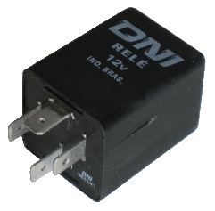 4-Pin Indicator Relay 68-7/70.   211-953-215C