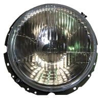 Headlight, Repro H4 74-79.   114-941-753HR