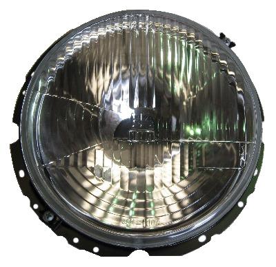 Headlight Repro H4 74-79.   114-941-753HR