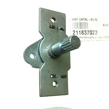 Front Door Release Mechanism ->64, Right.   211-837-022