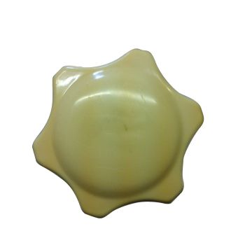 Heater Control Knob, Ivory ->67.   113-711-623AIV