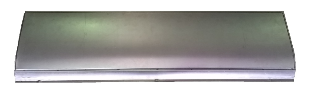 Sill & Side Panel, correct fit with sill spot welded on 68-79.   211-809-58