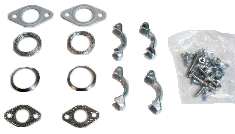 Silencer Fitting Kit ->79.   111-298-009A