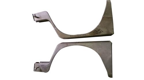 NOS Front Wheel Arch 63-67, Pair.   211-809-501A/502A