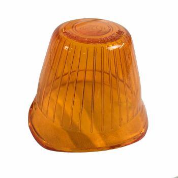 Hella Bullet Indicator Lens, Amber 59-62.   211-953-161OH