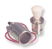 Cigarette Lighter with Ivory Knob ->67.   111-999-912IV
