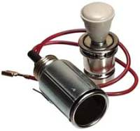 Cigarette Lighter with Grey Knob ->67.   111-999-912GY