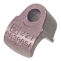 Middle Seat Clamp, Heavy Duty 55-79.   221-883-865A