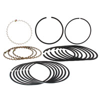 Piston Ring Set 2.0L Aircooled & 1.9 Watercooled.    029-198-175