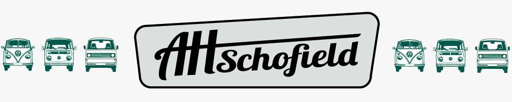 Alan H Schofield Ltd , site logo.