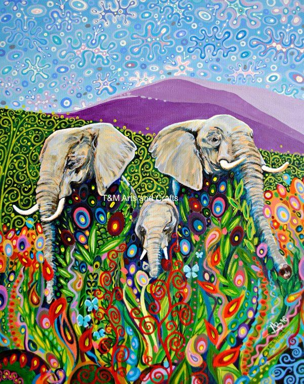 Emerging Elephants