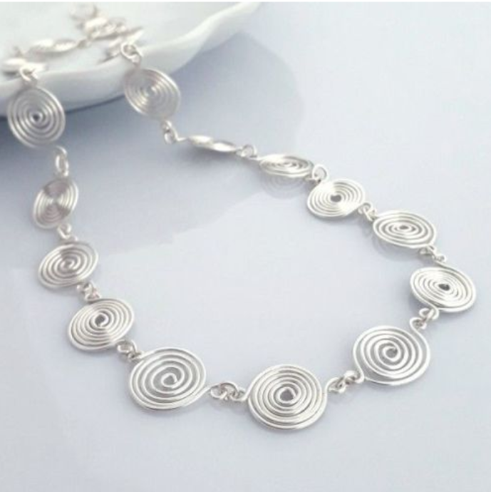 OC spiral necklace 7
