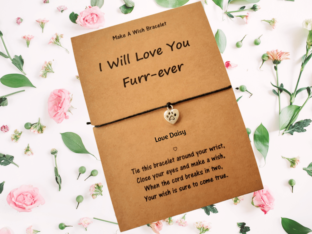 I Will Love You Furr-Ever