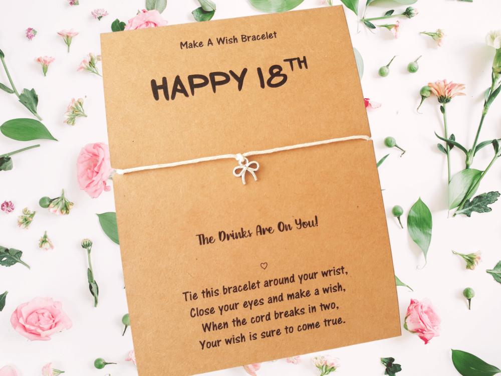 Happy 18th