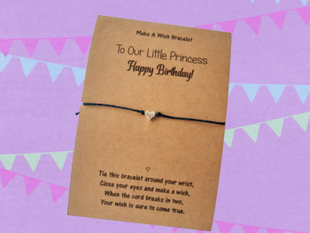 To Our Little Princess - Happy Birthday