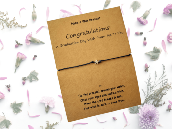 Congratulations - A Graduation Wish From Me To You