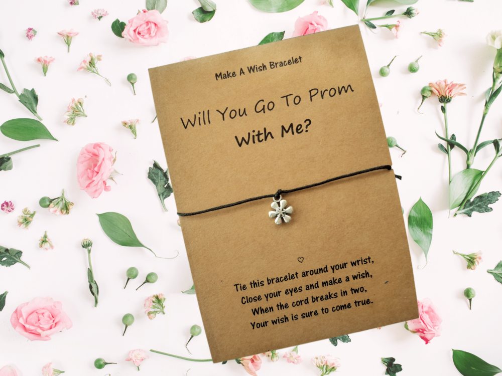 Will You Go To The Prom With Me?