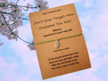 Don't Ever Forget How Owlsome You Are