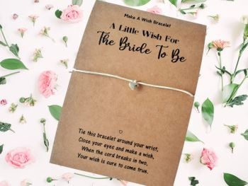 A Wish For The Bride To Be