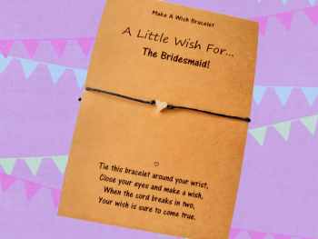A Wish For The Bridesmaid