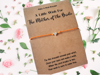 A Wish For The Mother of the Bride