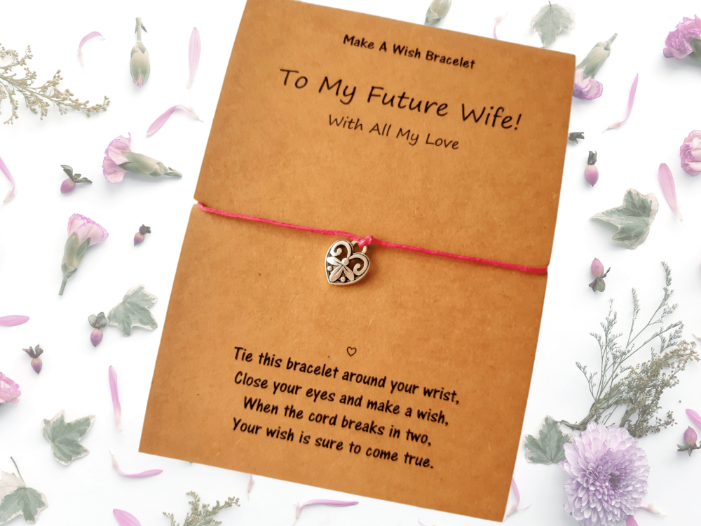 To My Future Wife