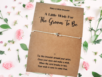 A Wish For The Groom To Be