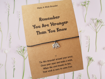 Remember You Are Stronger Than You Know