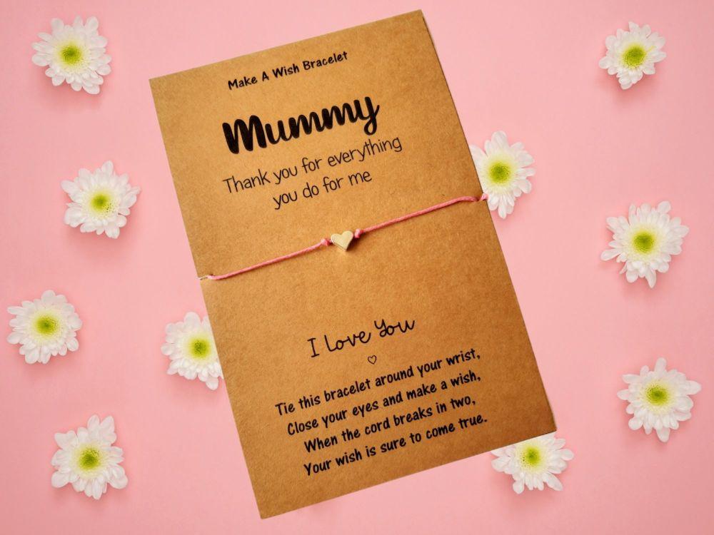 Thank you Mummy