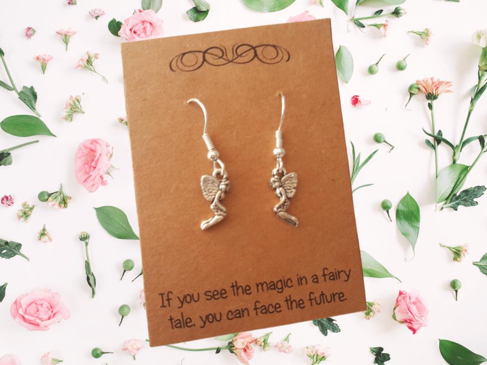 Fairy Charm Earrings
