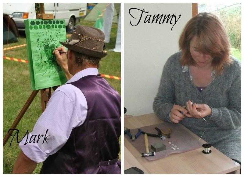 Tammy and Mark Betson T&M Arts and Crafts