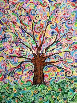 Groovy Tree 2