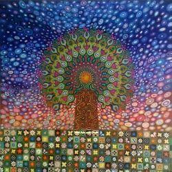Tree 12 The Mandala Tree