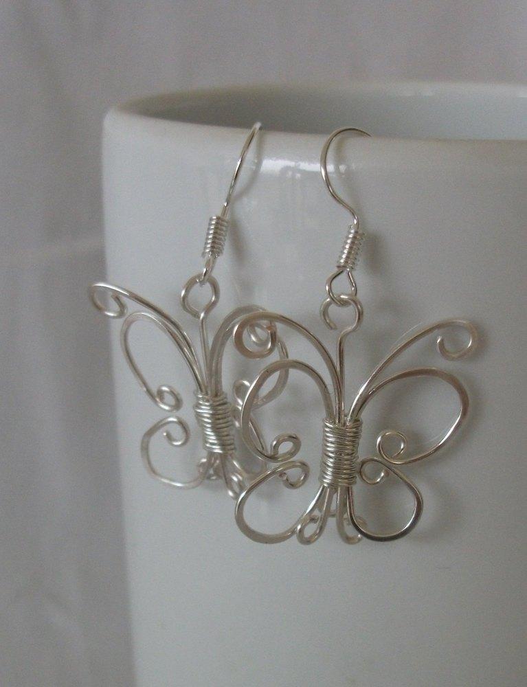 Butterfly Earrigns