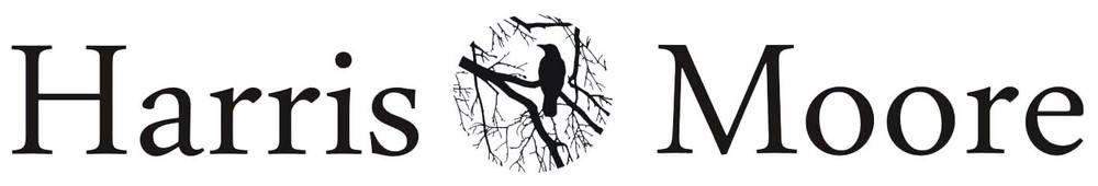 Harris Moore Fine Arts, site logo.